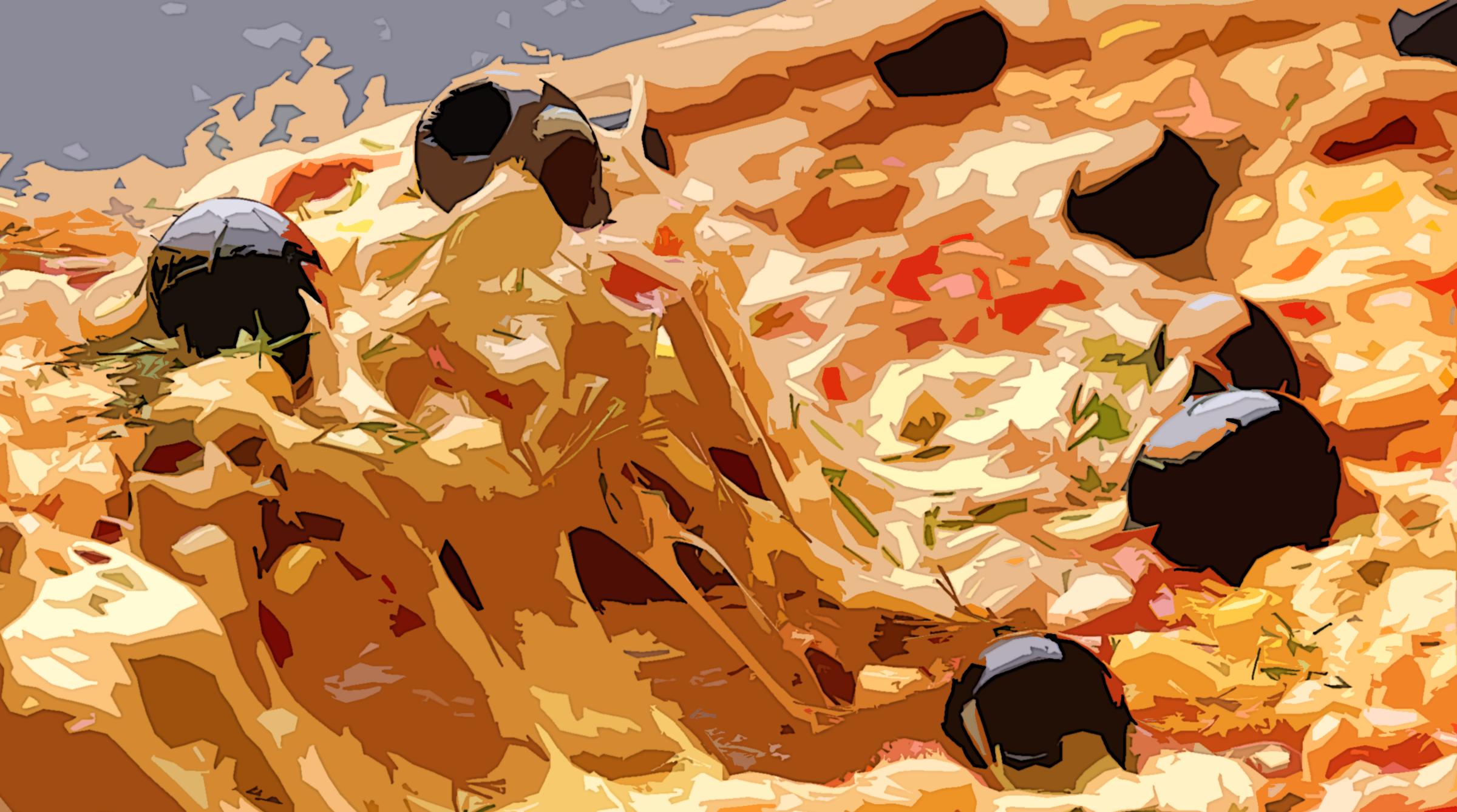 пицца будущего