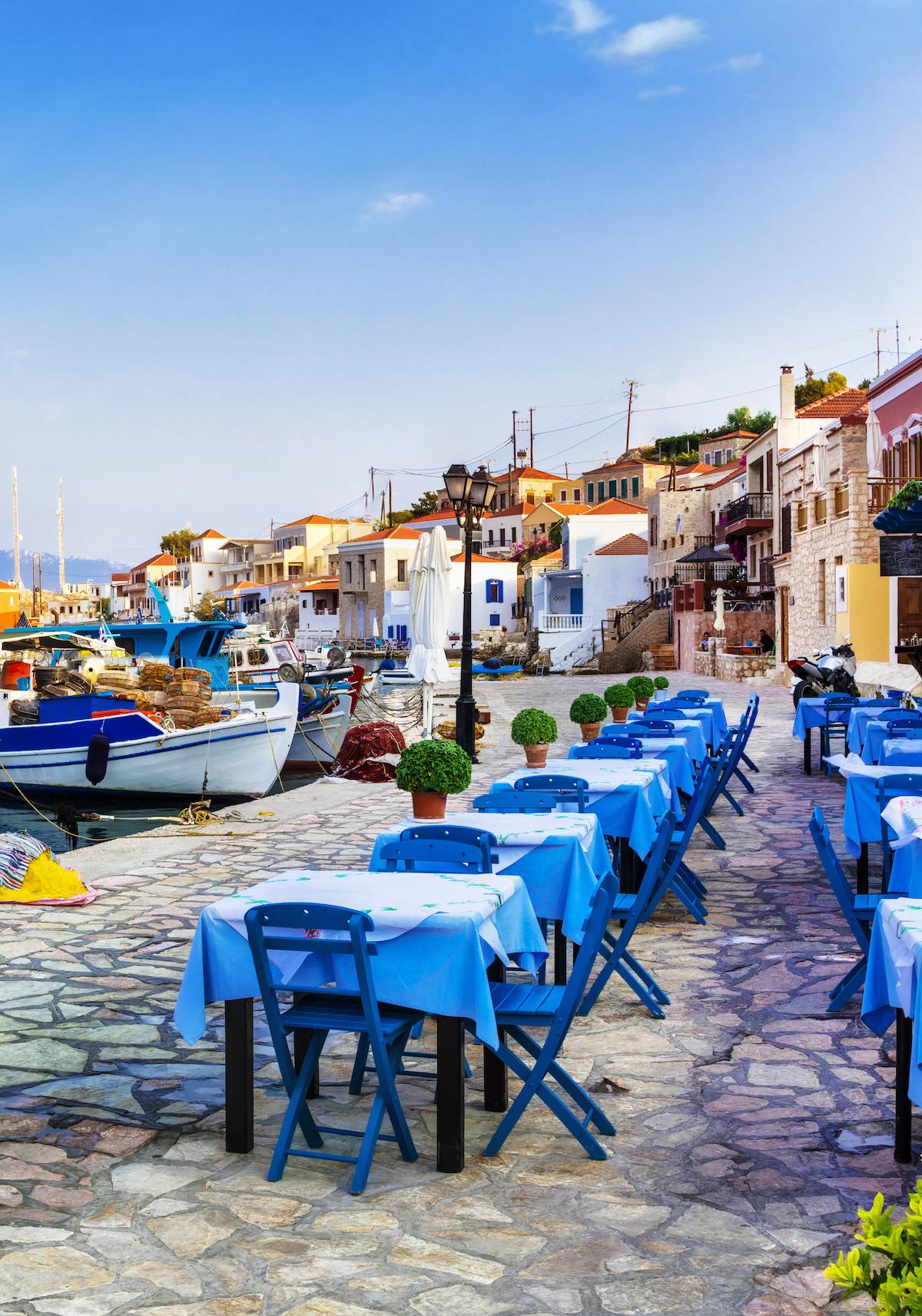 Правда и ложь о греческой кухне