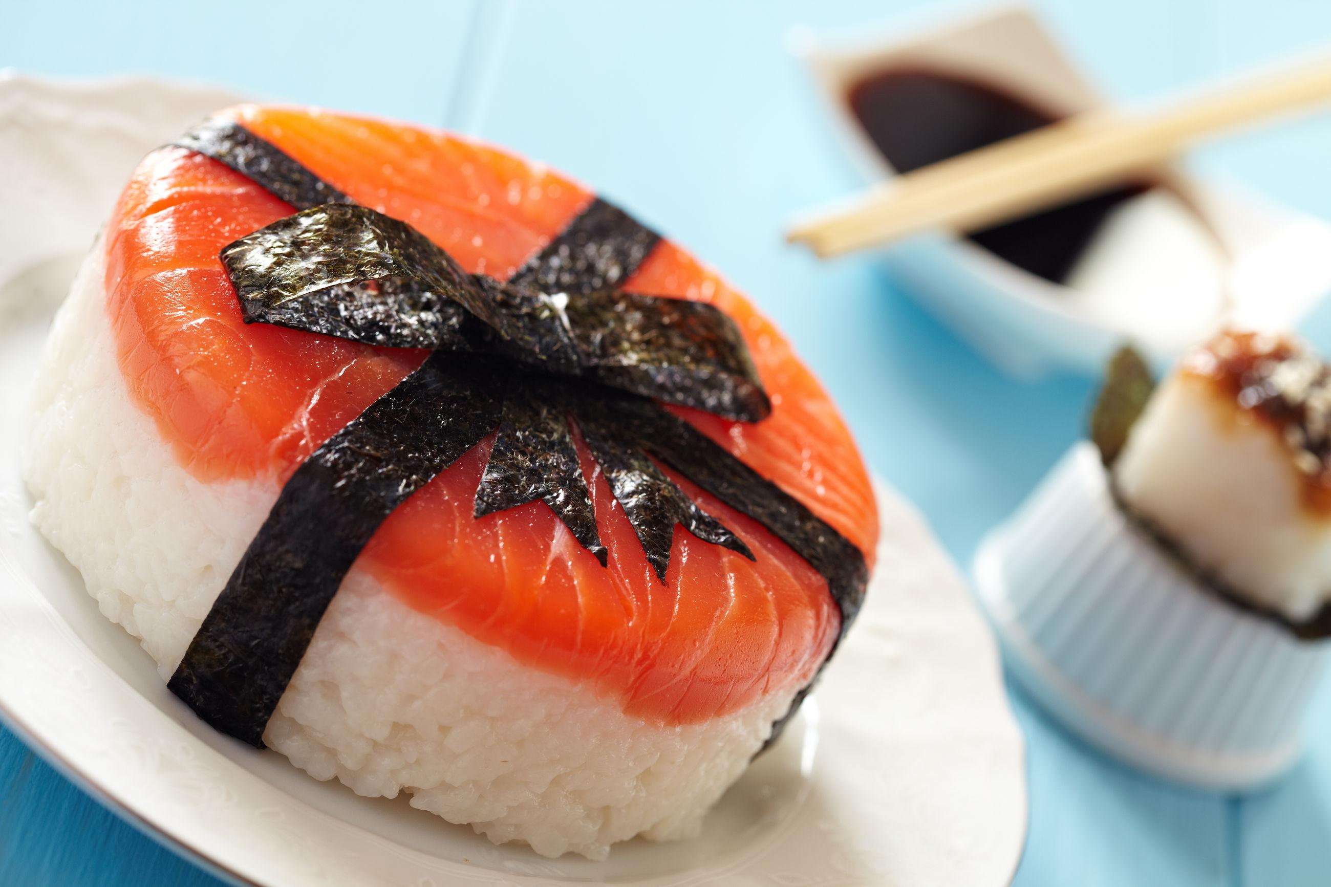 Еда в подарок в Японии