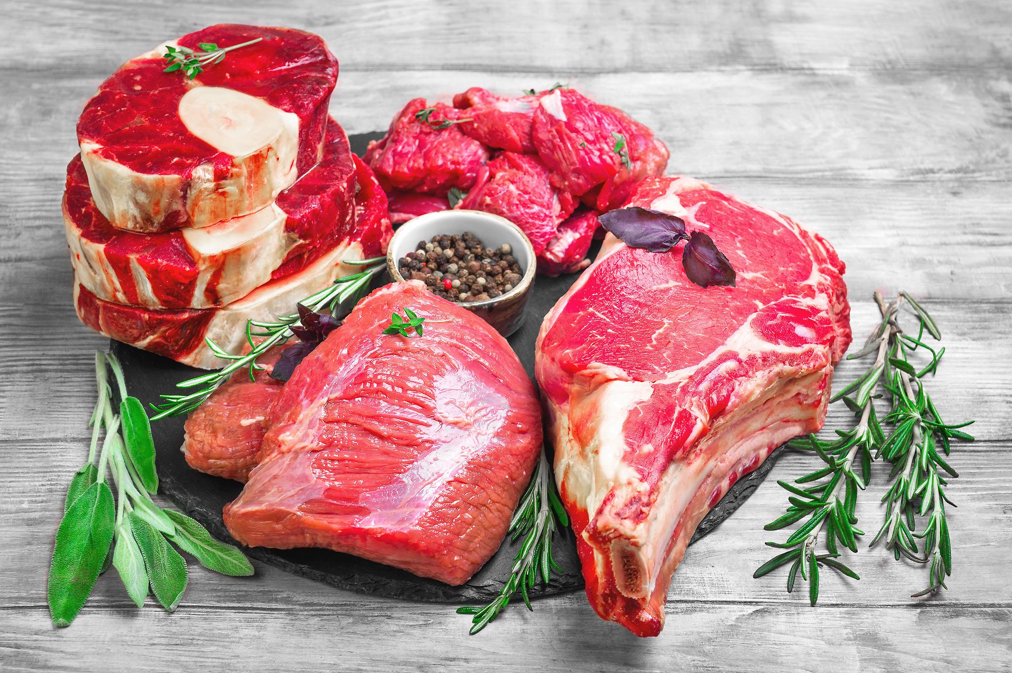 Как выбрать говядину для разных блюд?