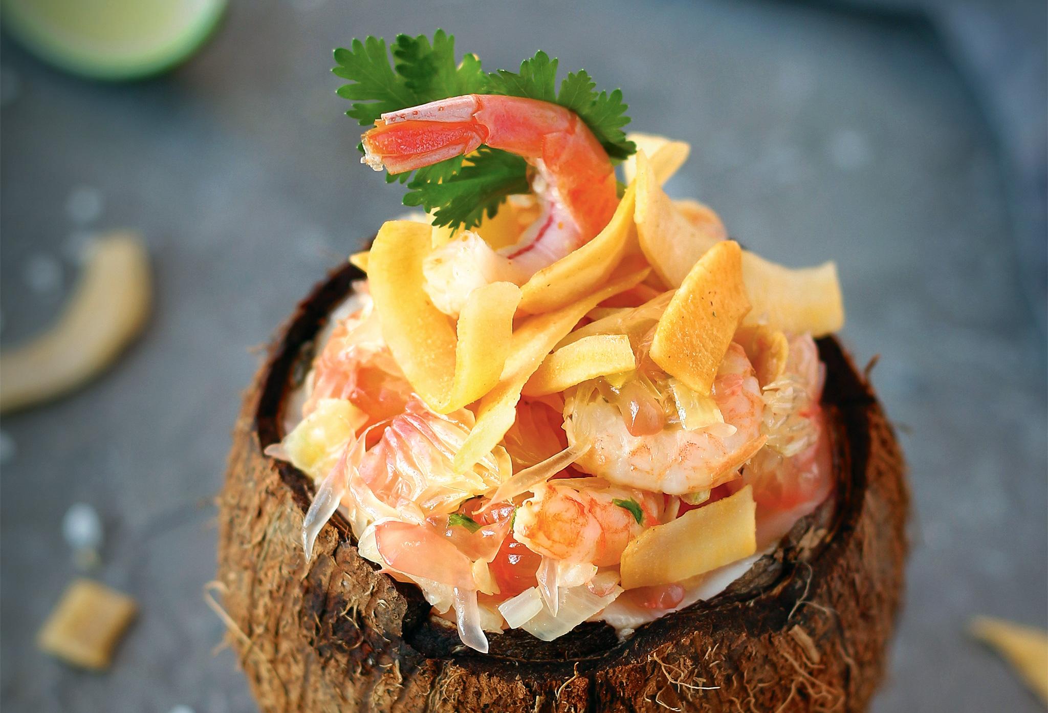 Тайский салат «Ям Сом О»
