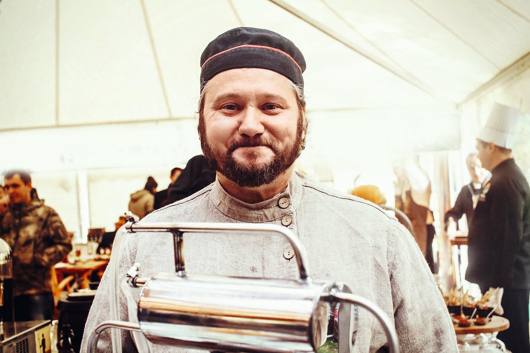 Максим Сырников о русской кухне