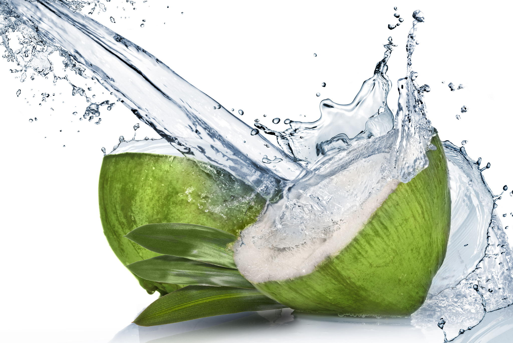 Кокосовая вода «Фоко»