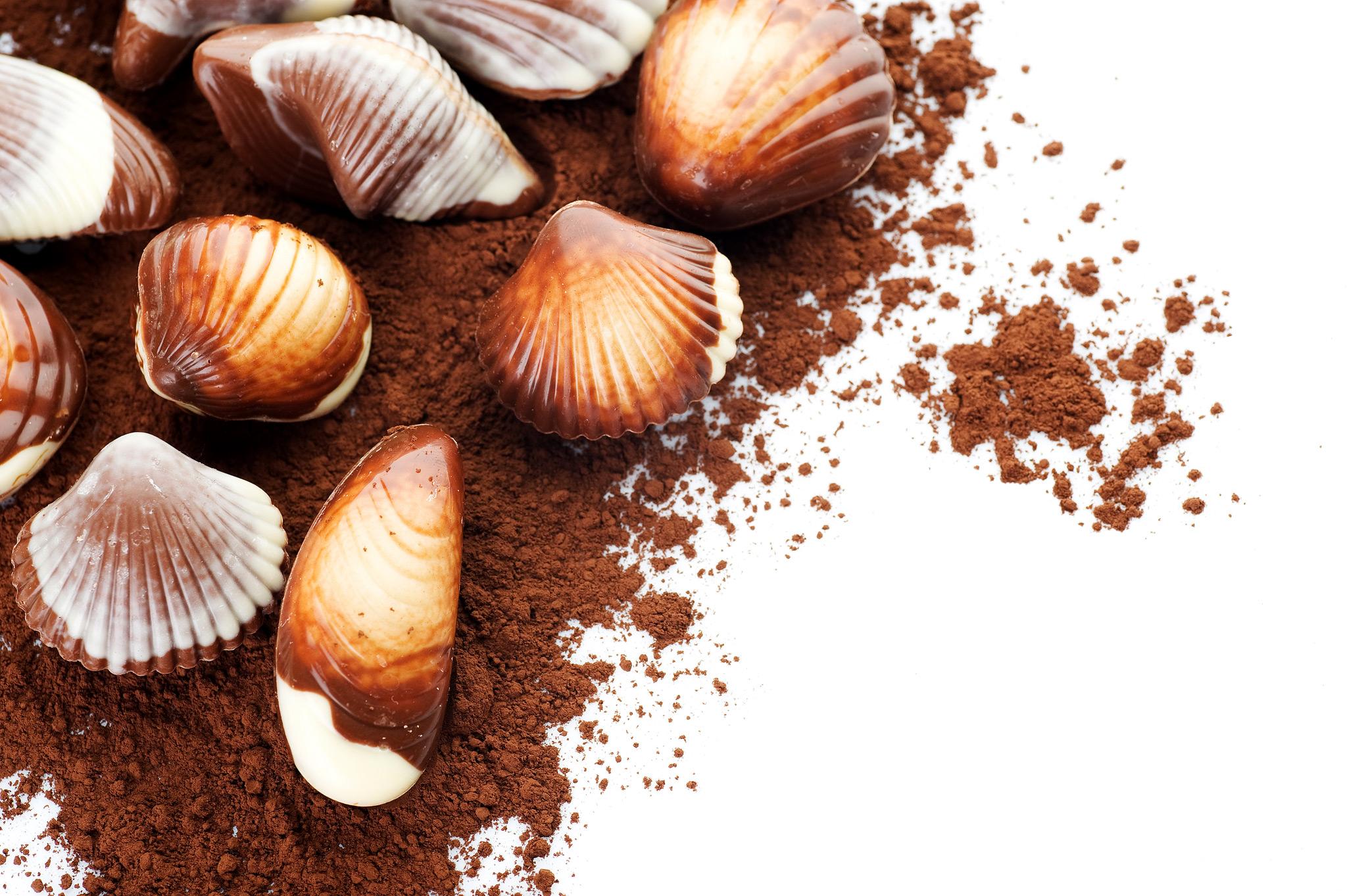 Конфеты Бельгиан «Дары моря»