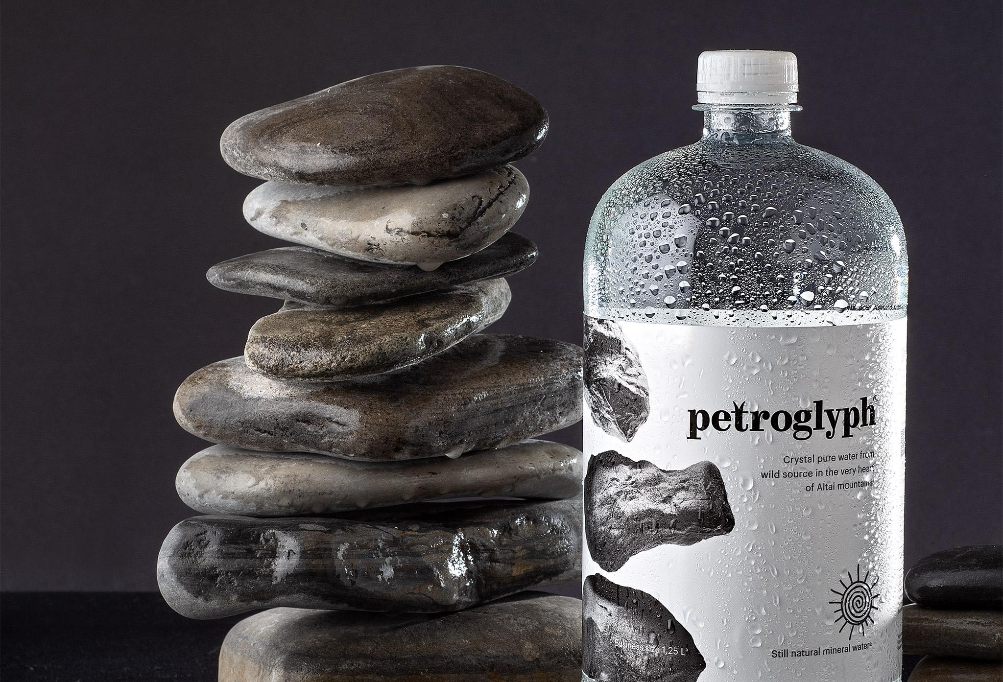 Вода «Петроглиф»
