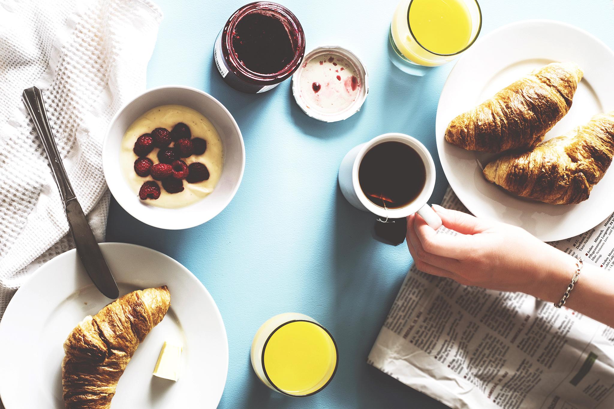 22 идеи для завтраков