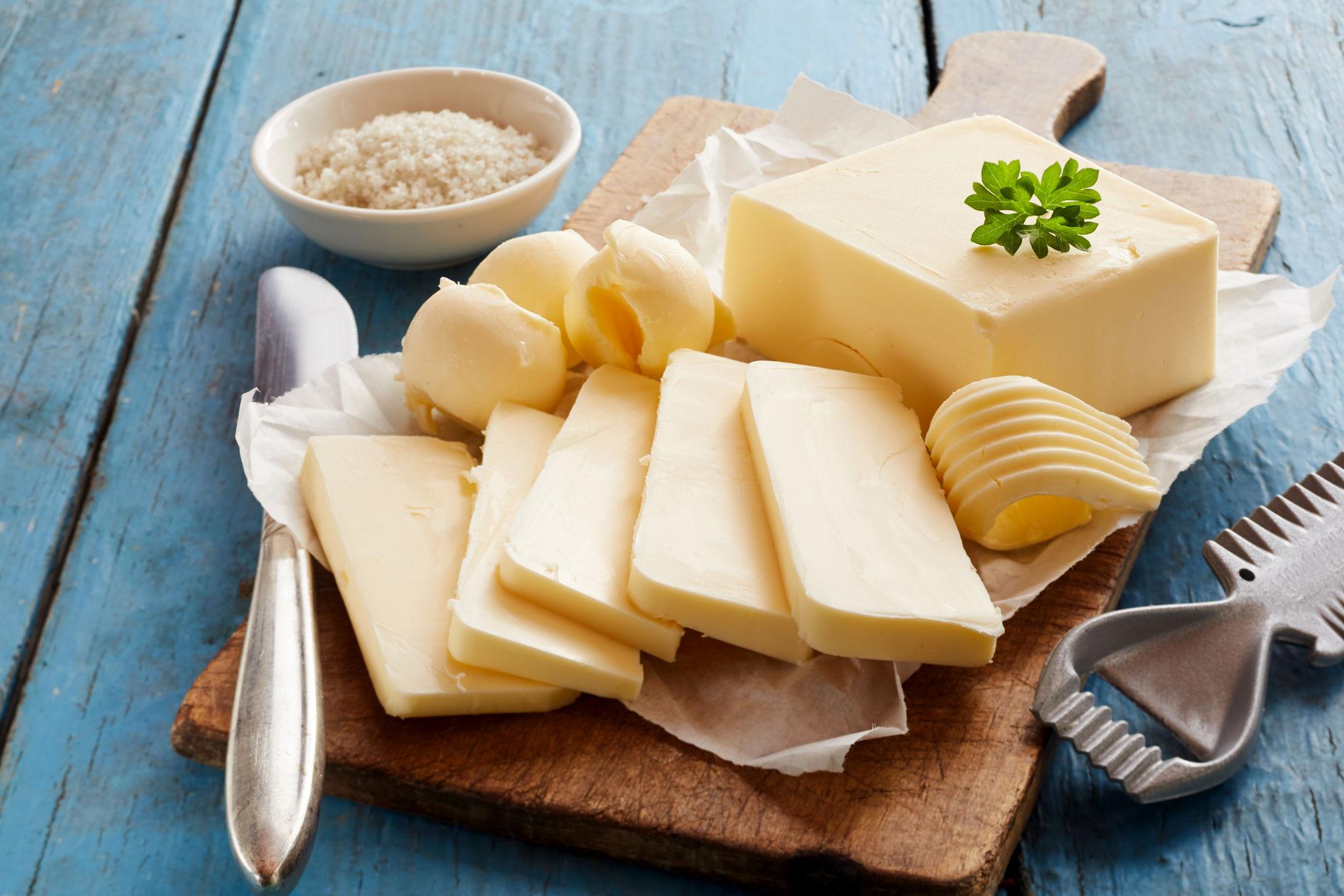 Масло: обзор продукта в цифрах и фактах