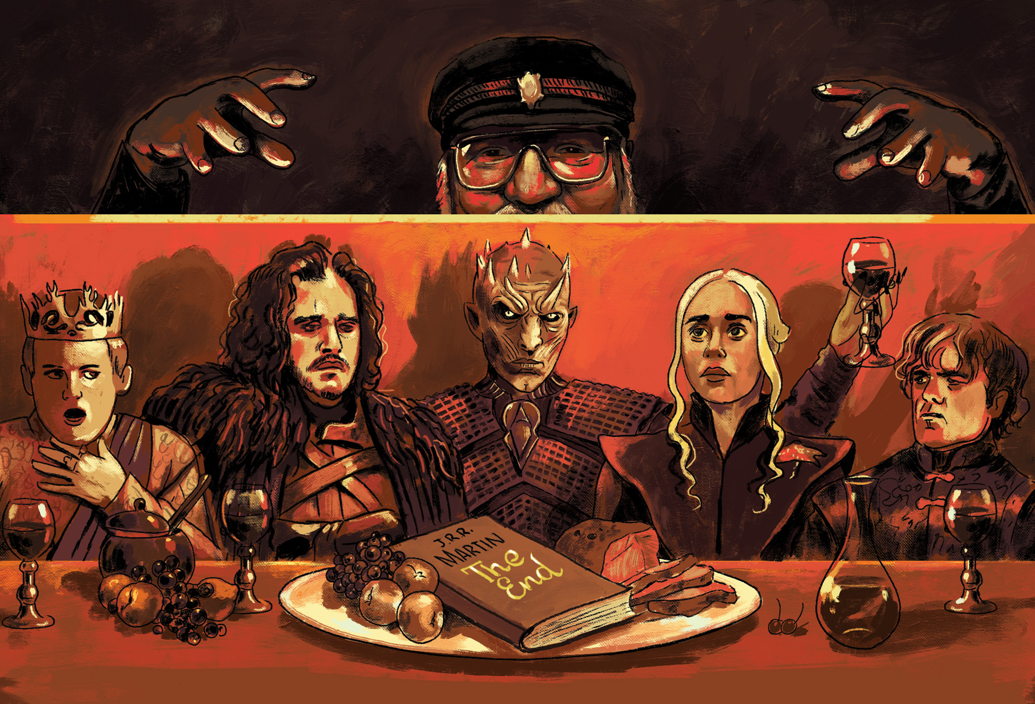 Есть что посмотреть: «Игра престолов»