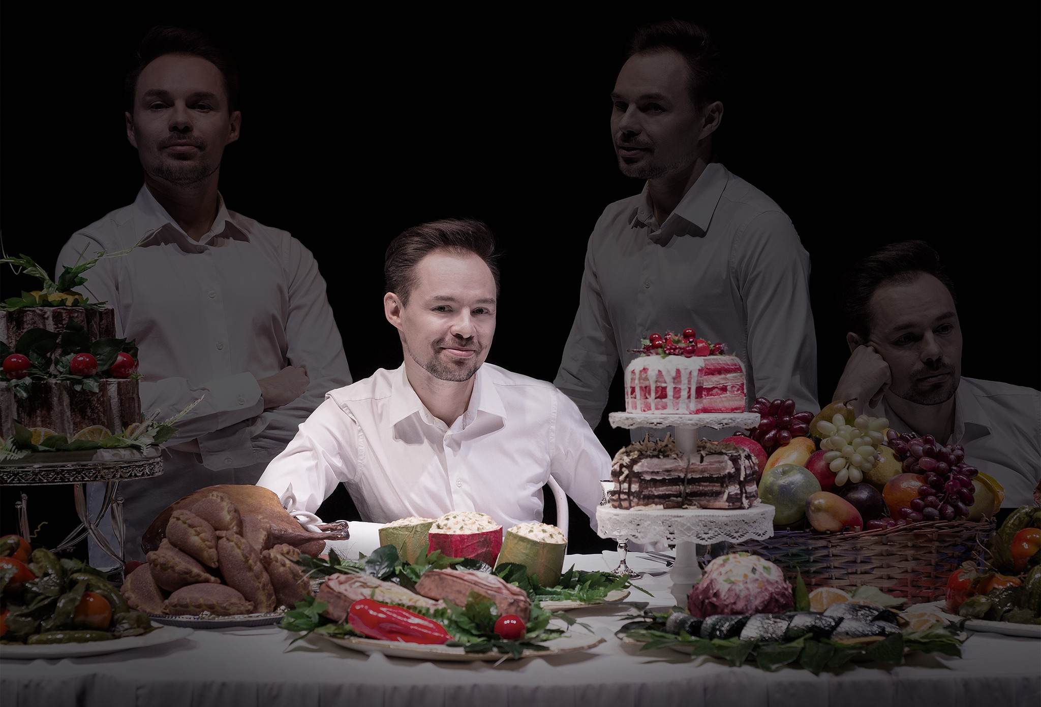 Александр Мацко: обед, балет и большой секрет