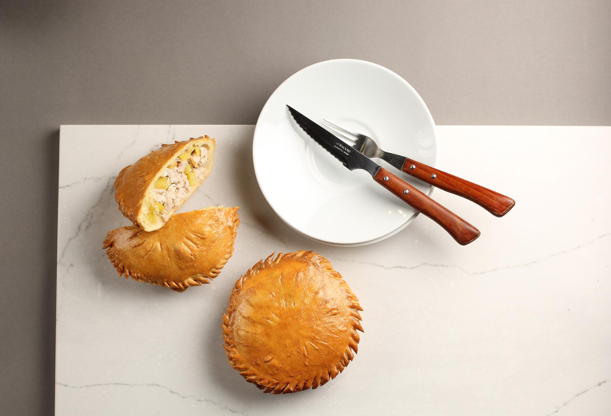 Мини-пирог «Элеш» с индейкой
