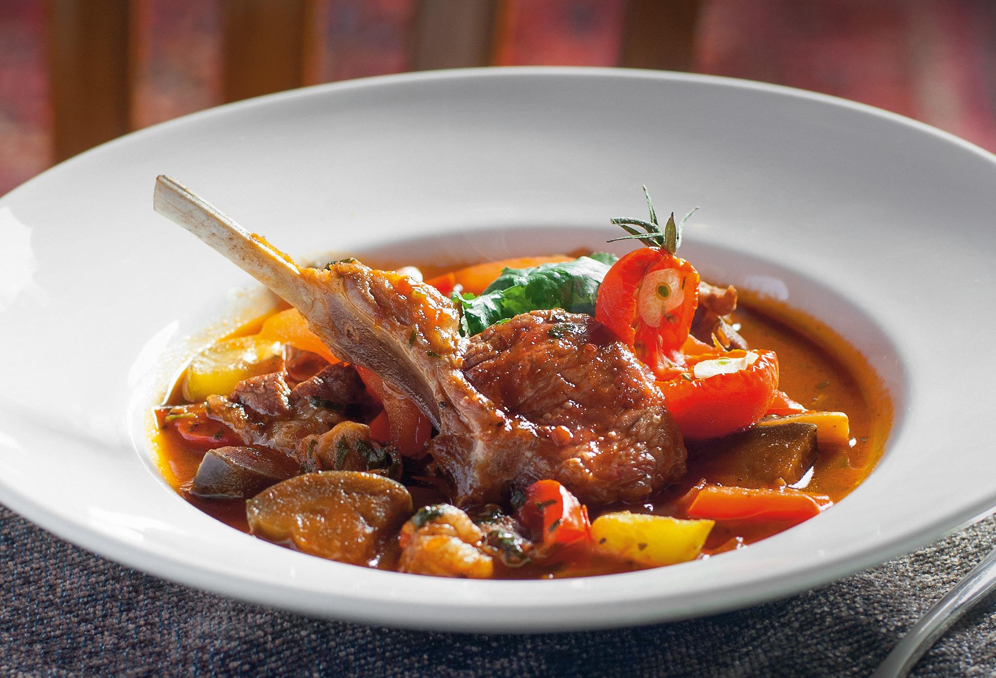 Суп «Порто»