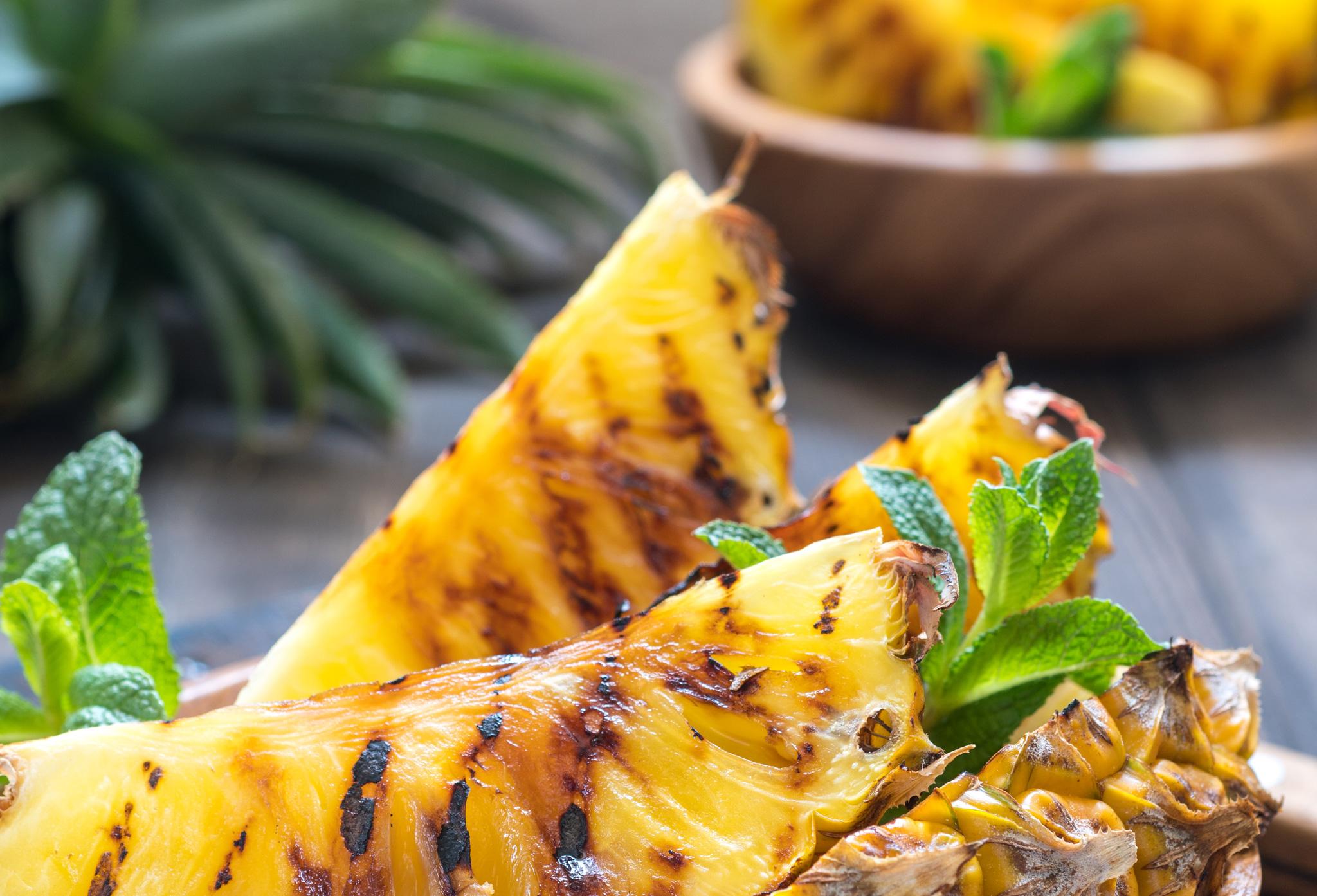 Глазированный ананас