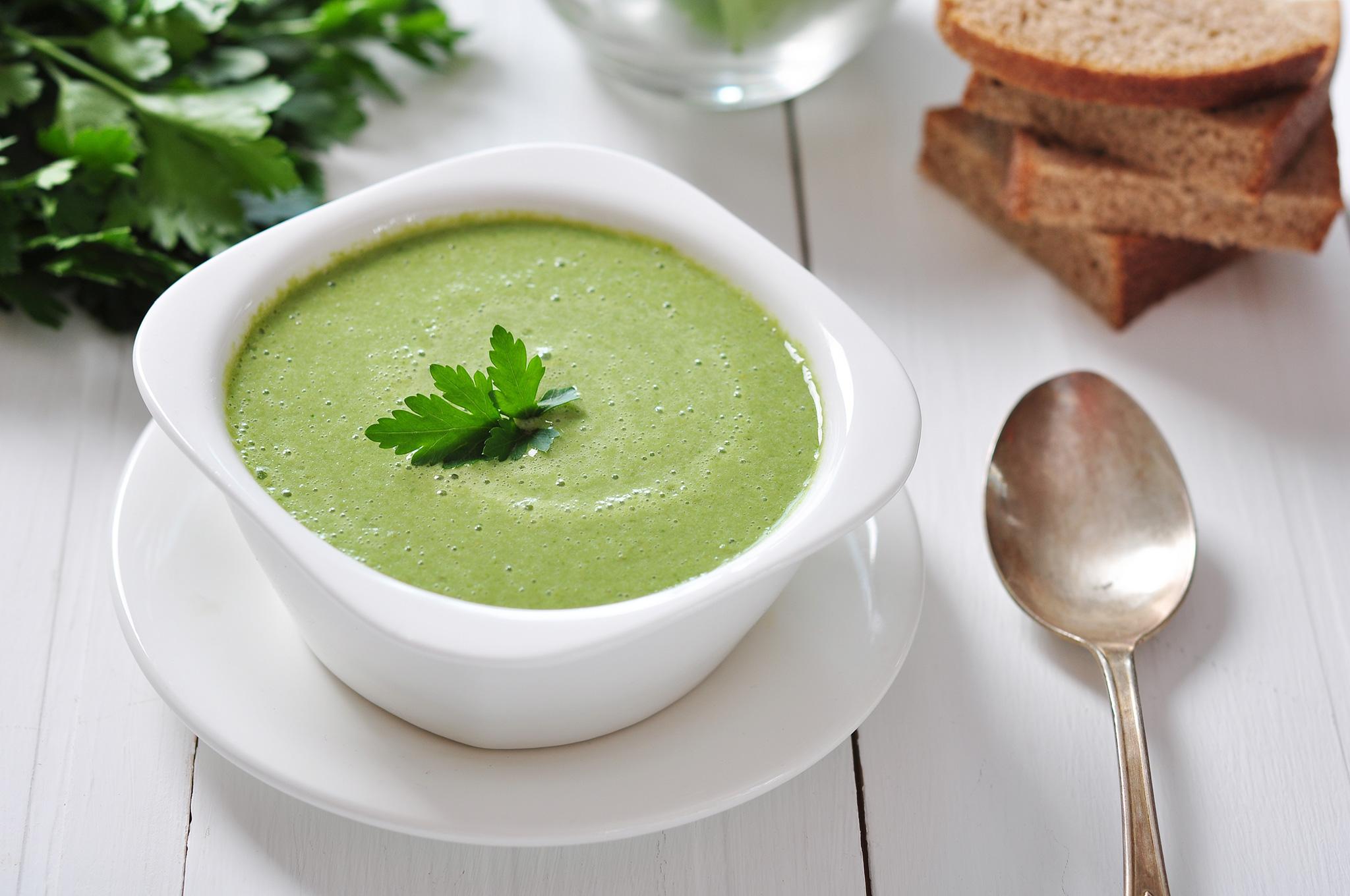 Ирландский луковый суп