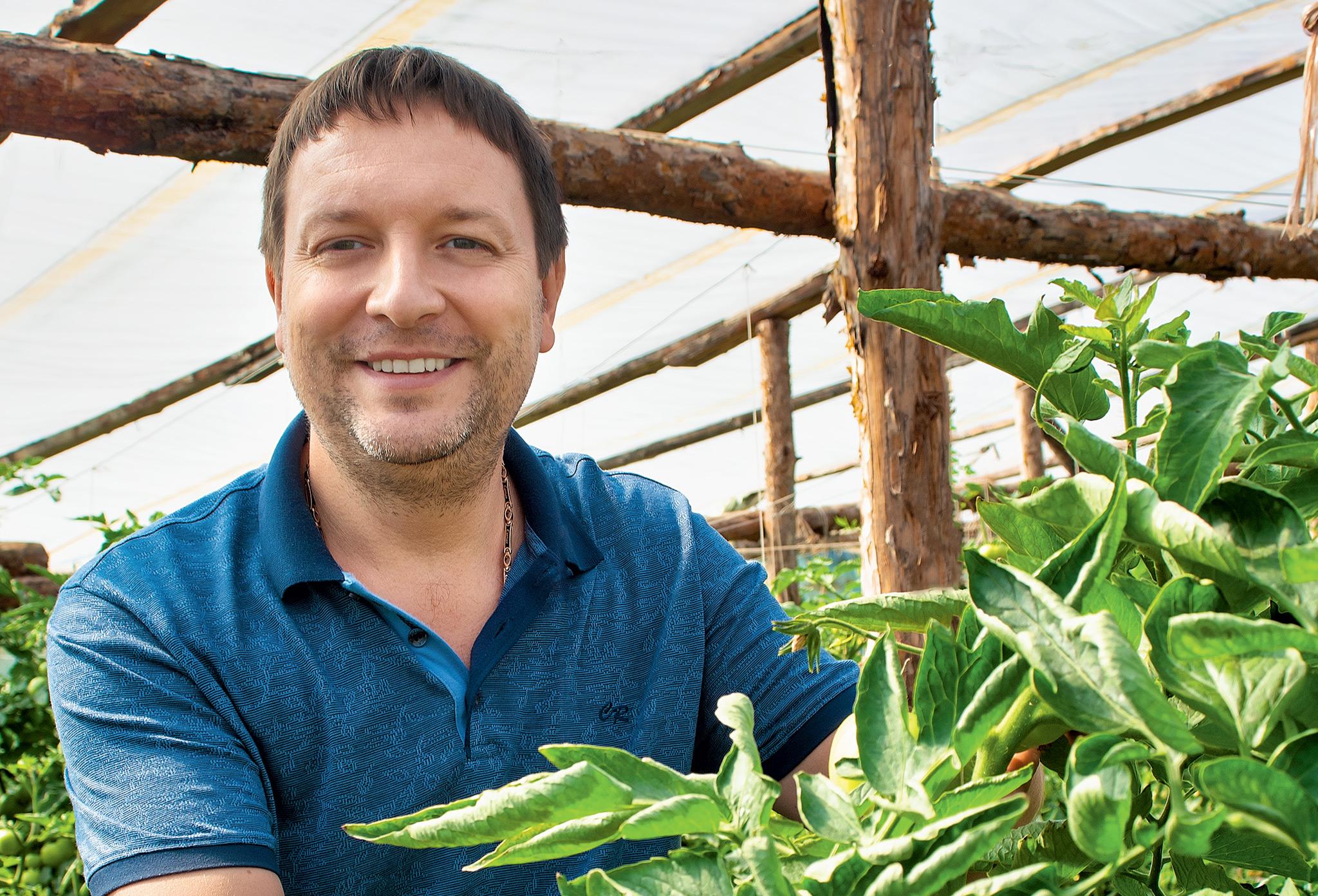 Фермеры. «Кубанские поля»