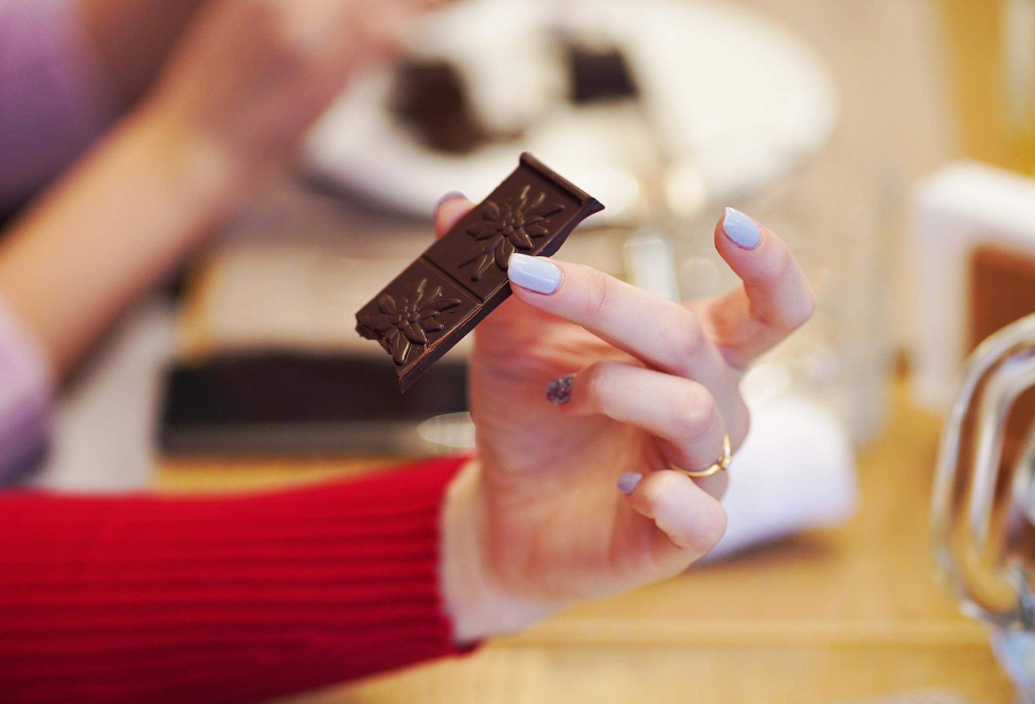 Горький шоколад «Вилларс»