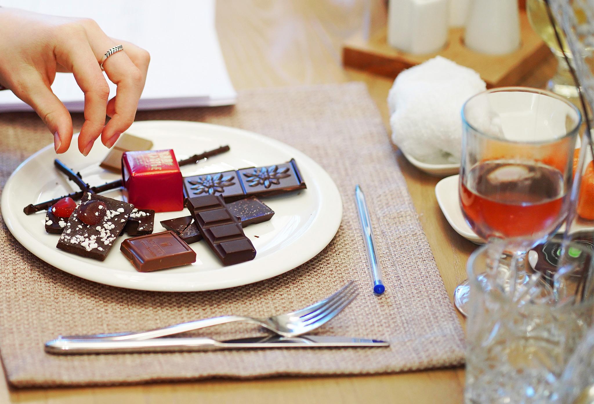 Шоколад «Боветти» с карамелью и солью