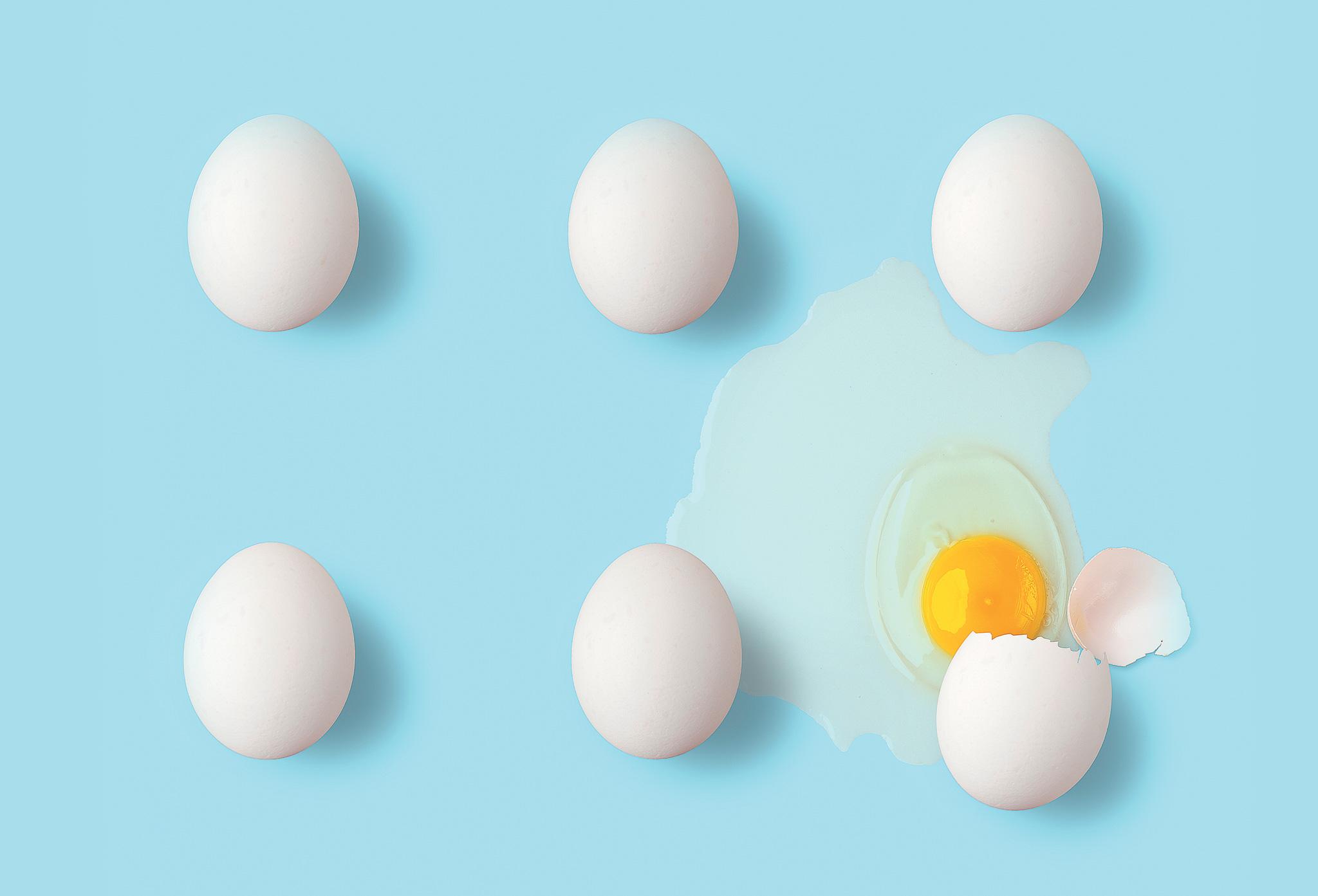 Яйцом едины