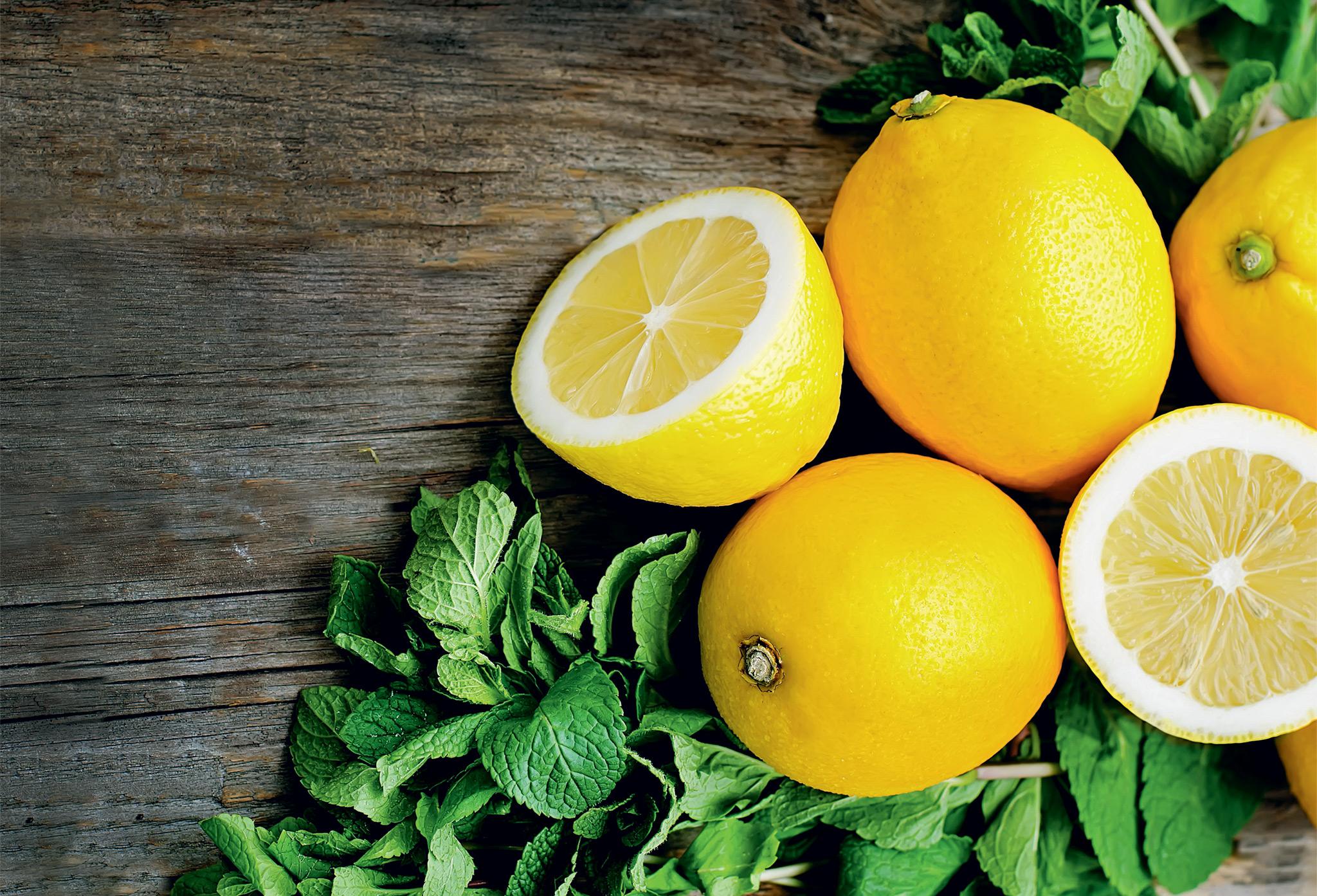 Лимоны из Ментона