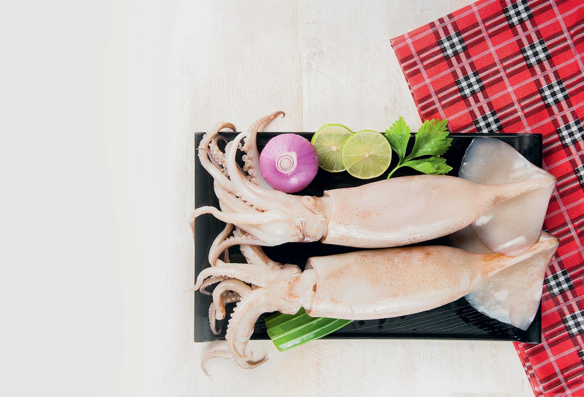 Кальмар: приготовление, рецепты и советы по разморозке