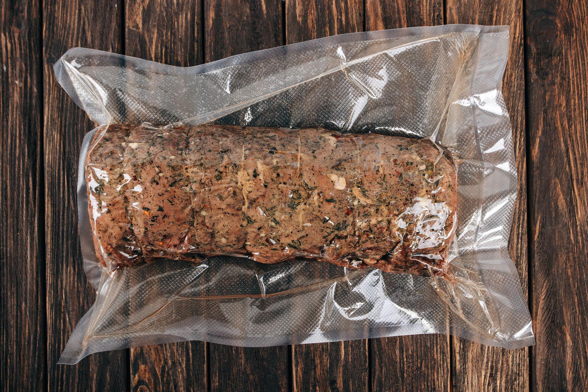Домашняя колбаса су-вид