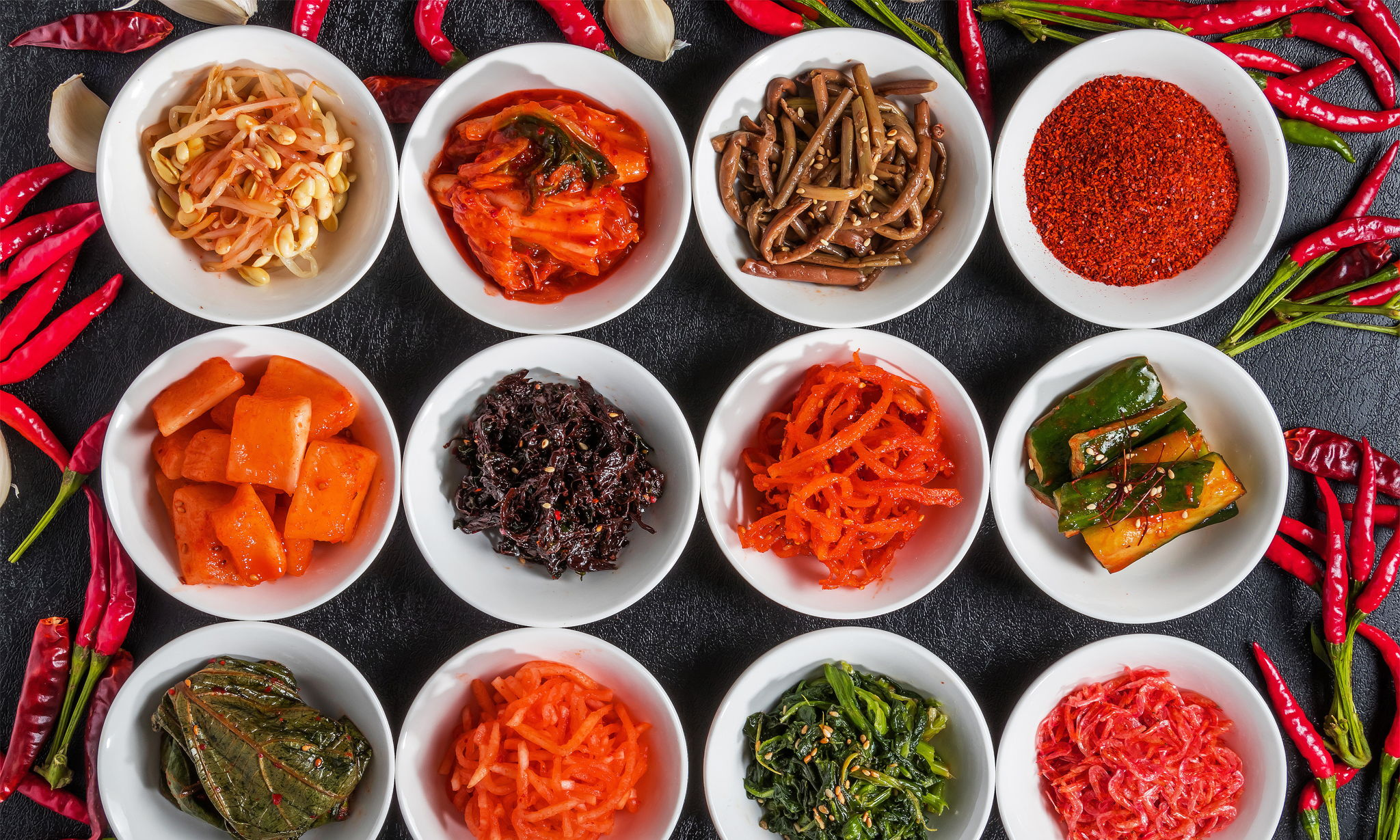 Кухня корейцев на Кубани