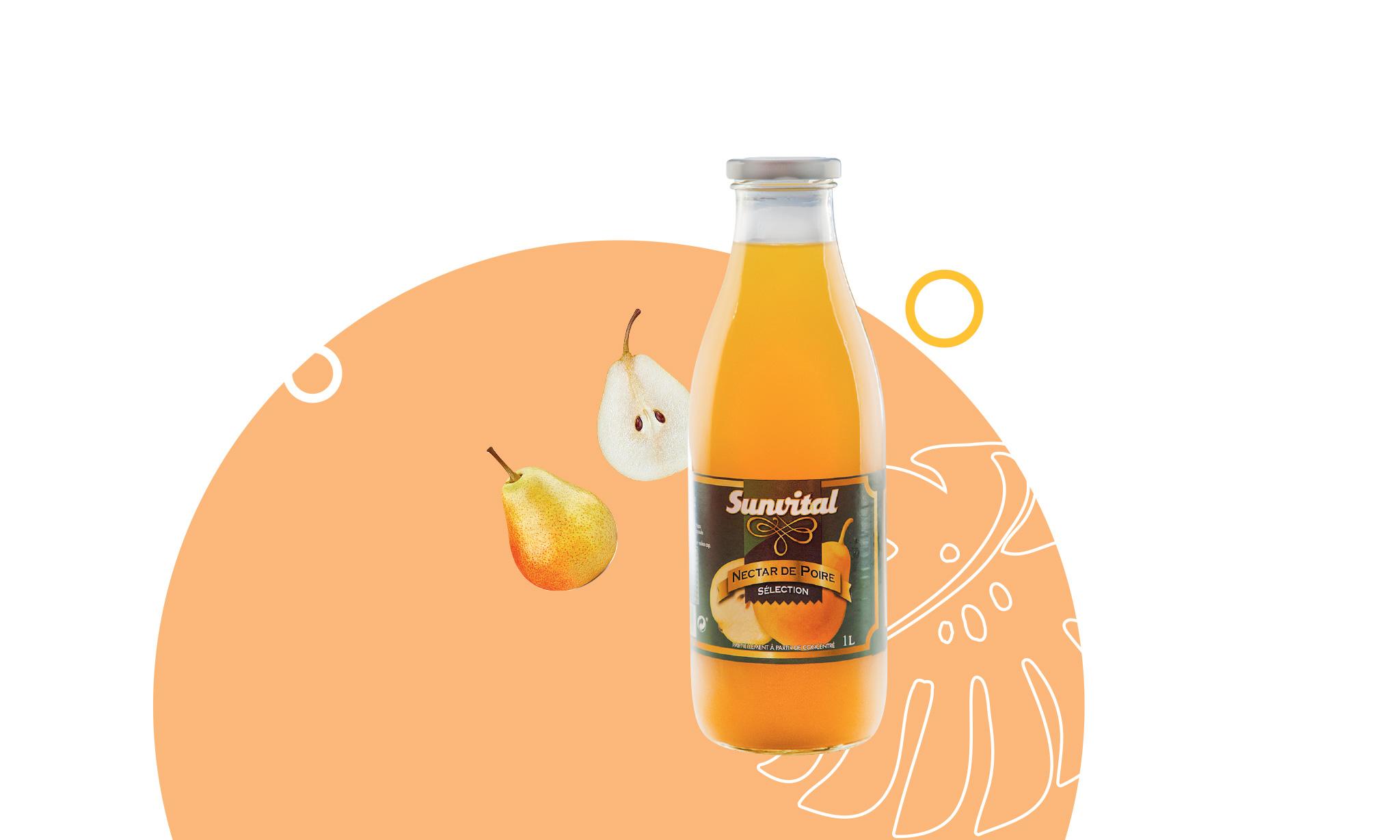 Грушовый напиток «Санвитал»