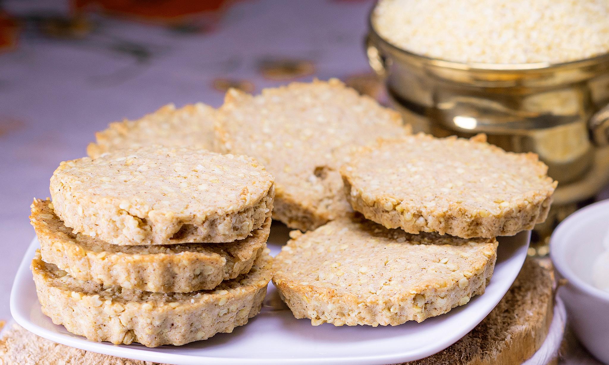 Печенье из кускуса