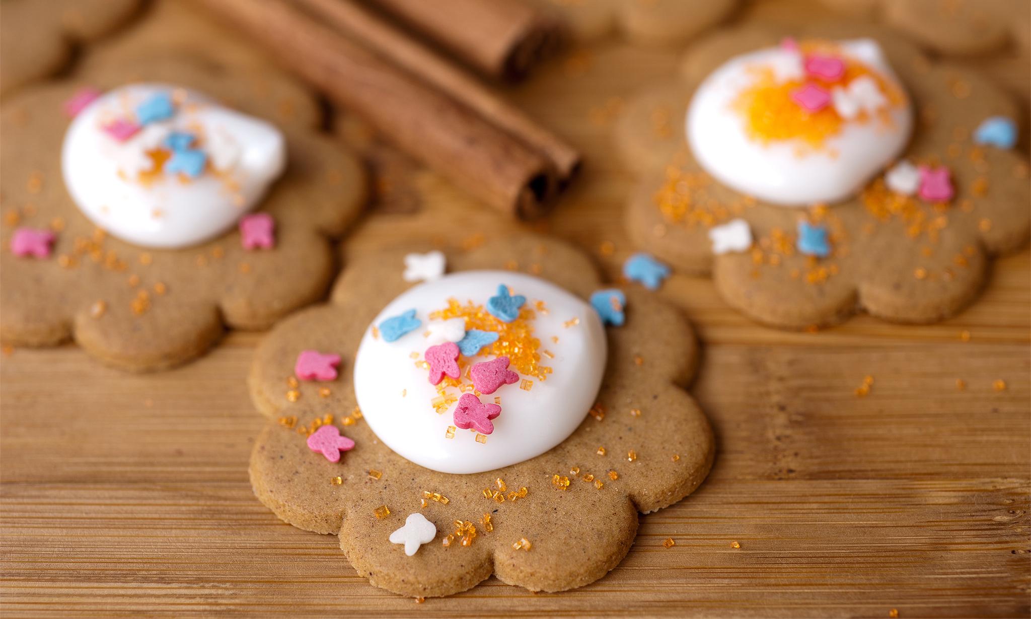Имбирное печенье