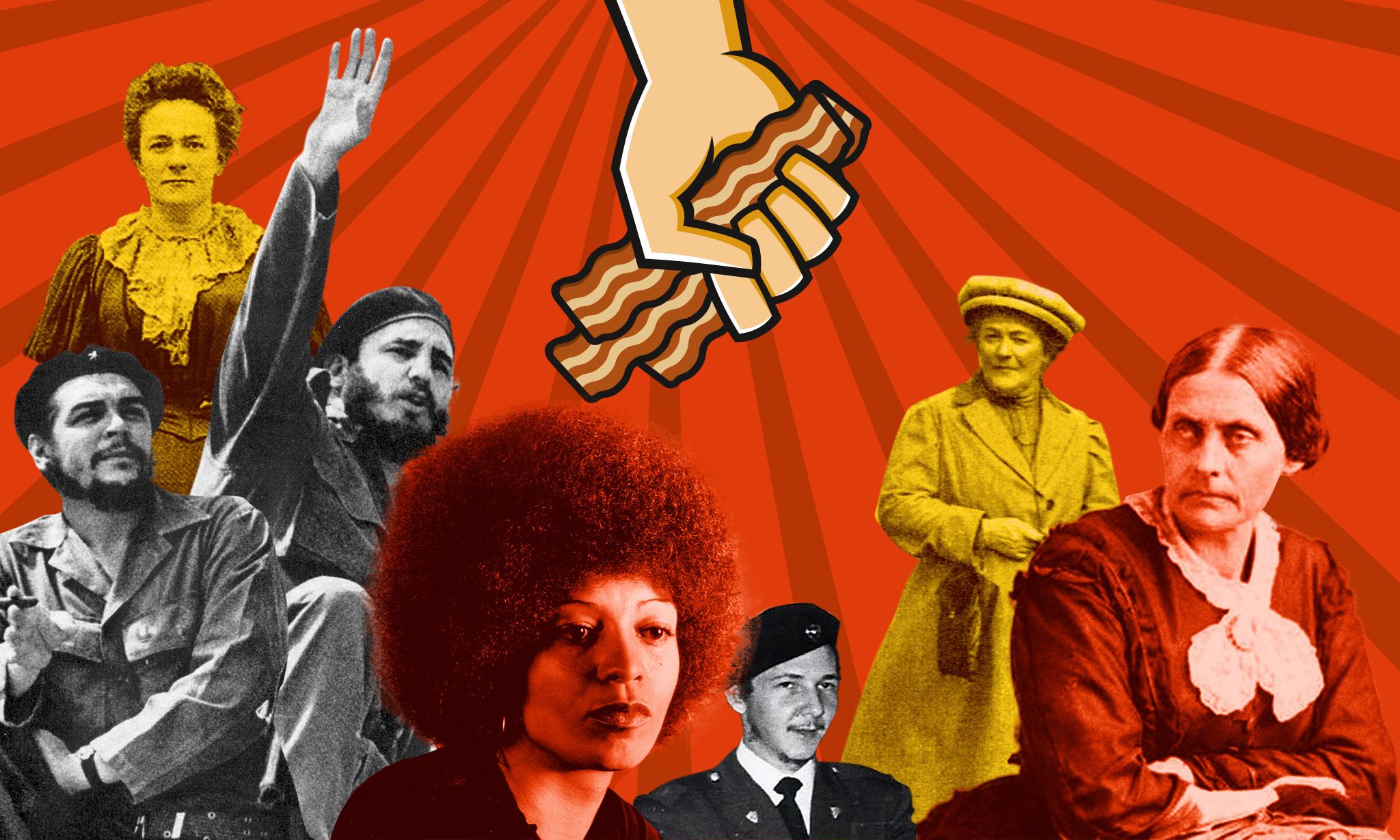 Закусывая революцию