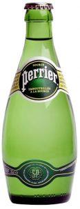 Напиток дня: минеральная вода Perier