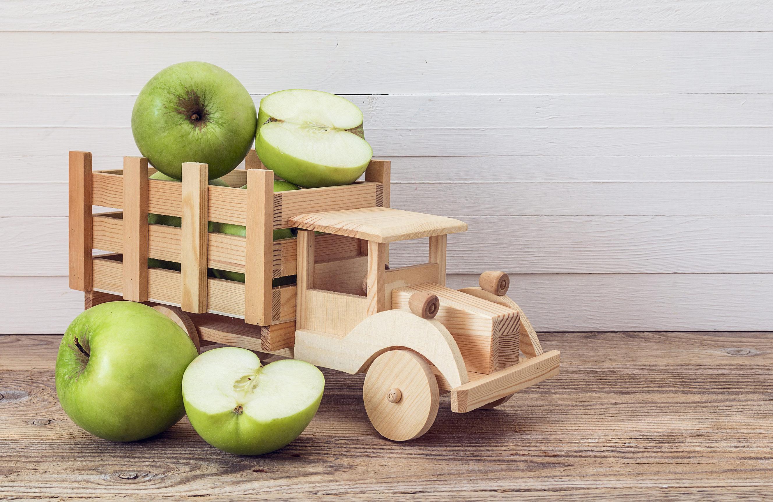 органические игрушки