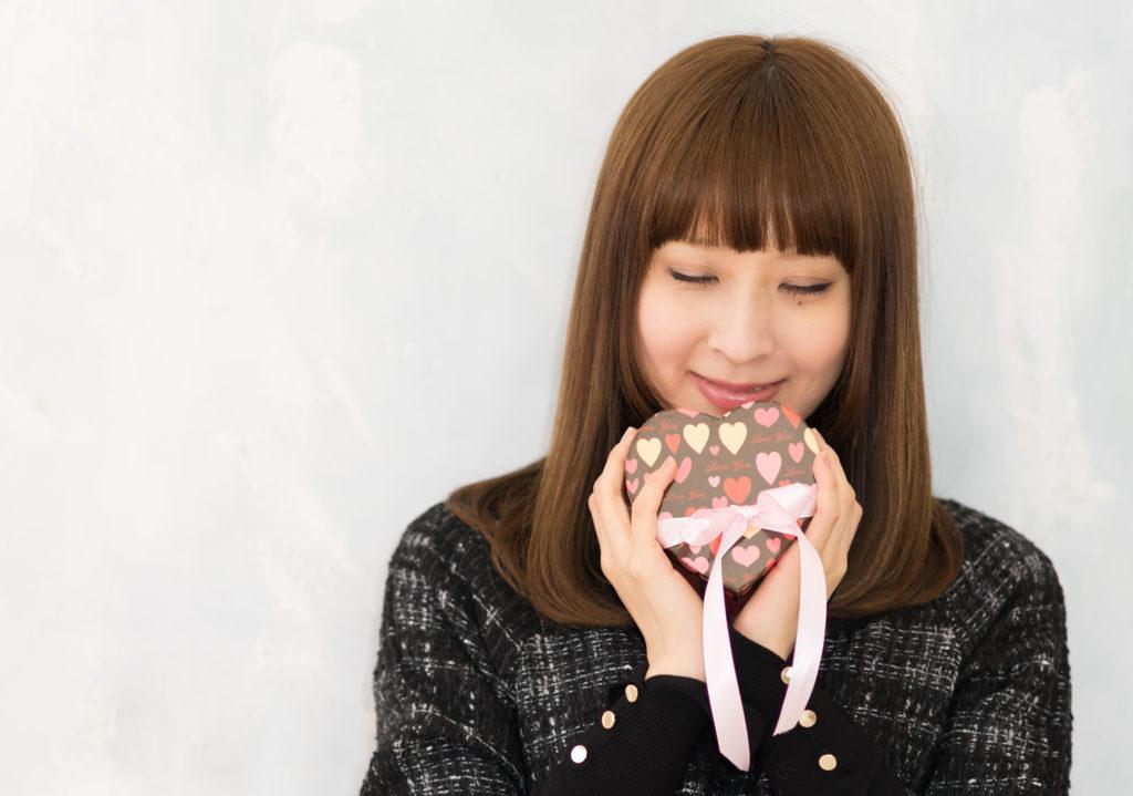 день святого валентина в Японии: шоколад в подарок