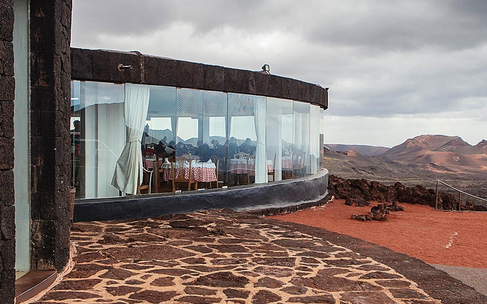 Ресторан Эль Дьябло в Испании (El Diablo)
