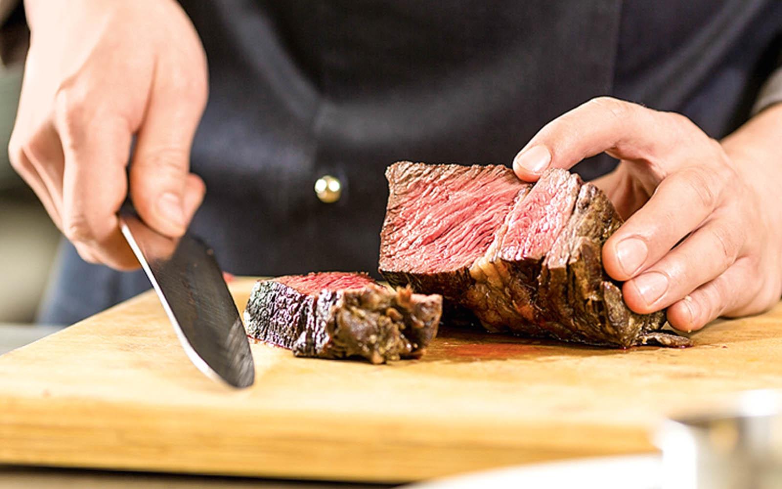 жареное мясо Макги