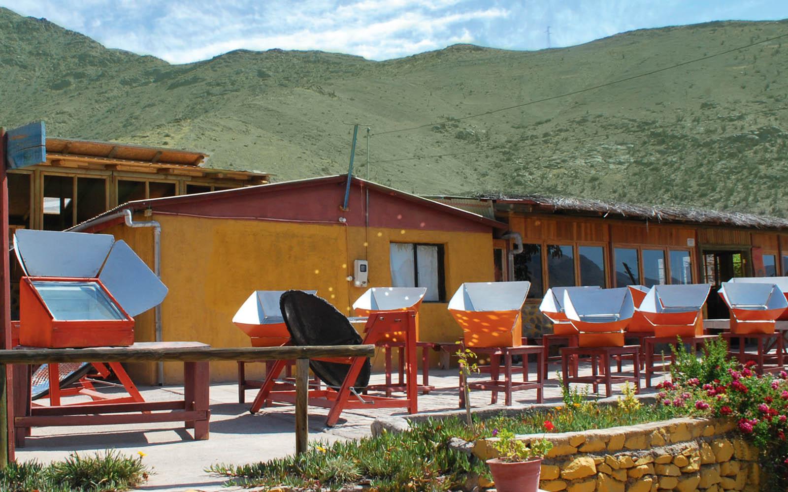 Ресторан Солар Вилласека в Чили