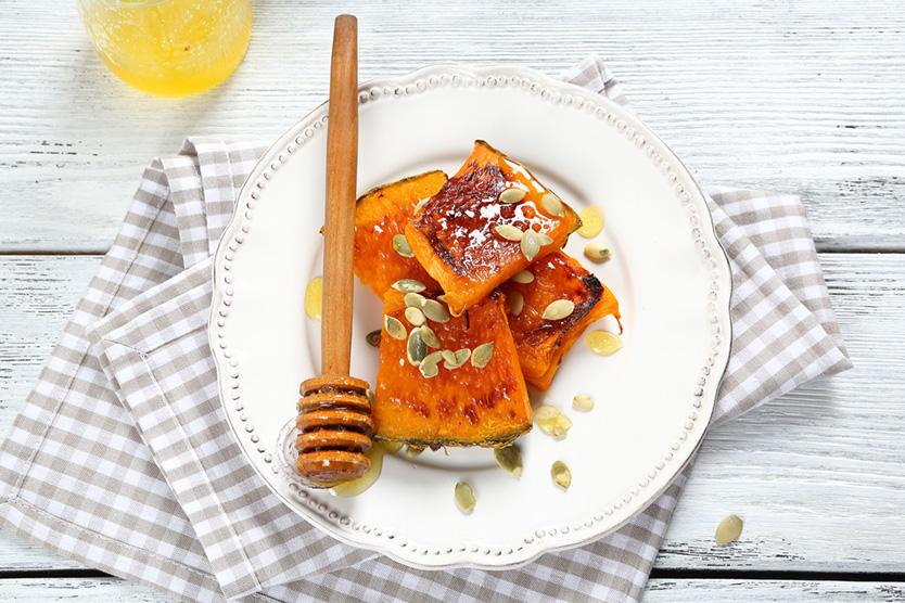 honey pumpkin