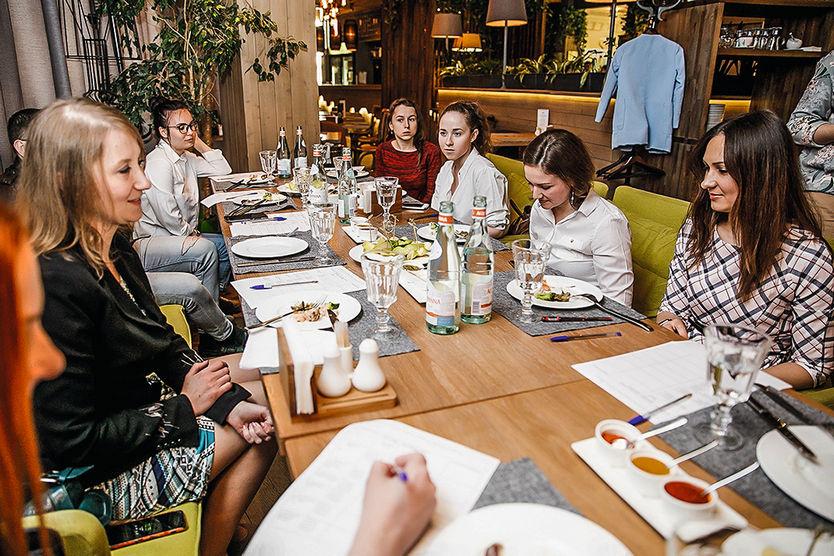 Модные соусы — отзывы с дегустации «Табрис»