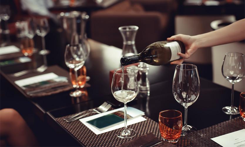 wine serv