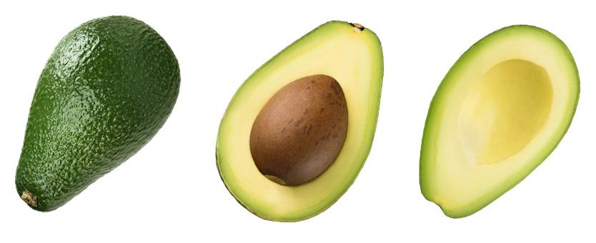 avocado cuts