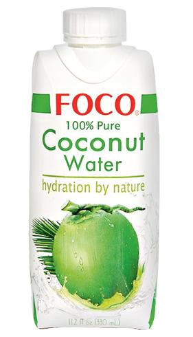 coconut water foco