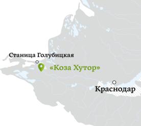 koza hutor map