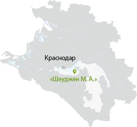map Sheudjen