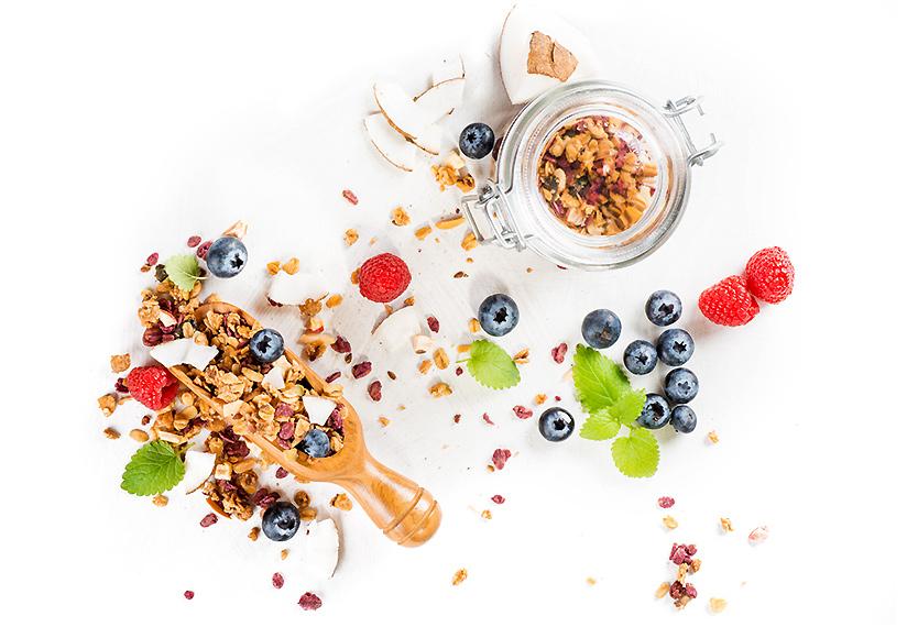musli berries