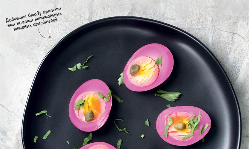 2 marin eggs