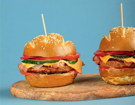 burger kurica