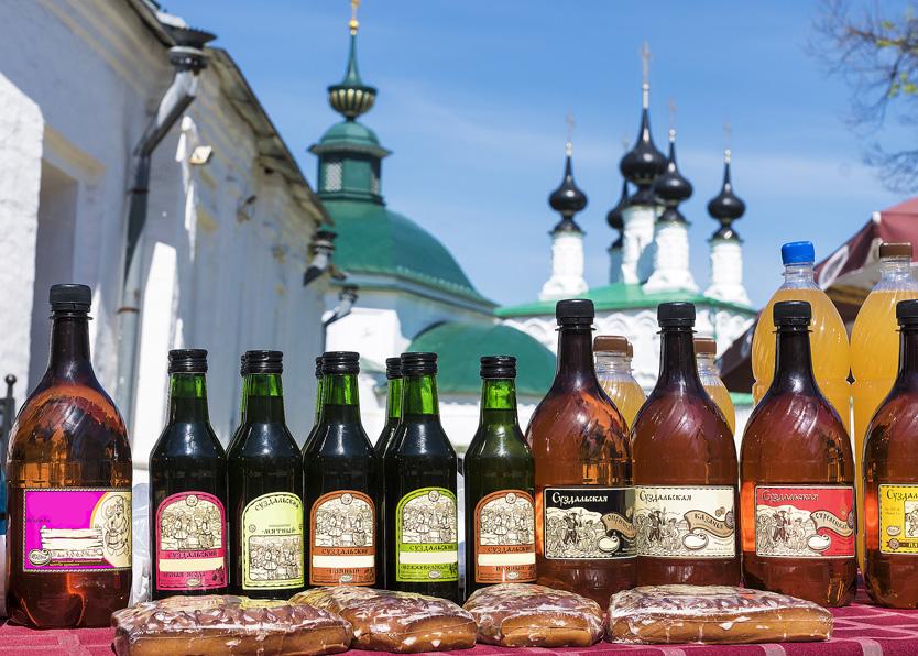 bottles suzdal