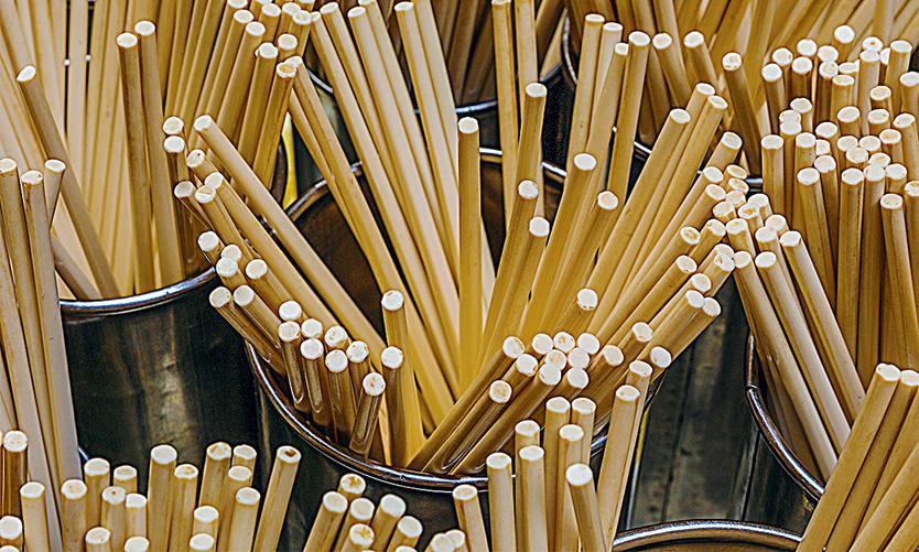 sticks wooden