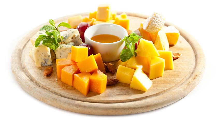 tarelka syr