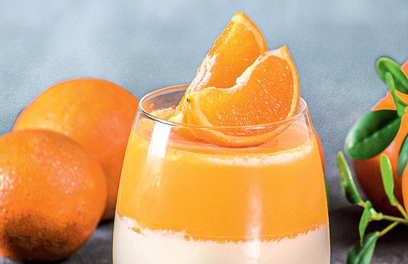 Apelsinovaya panakota