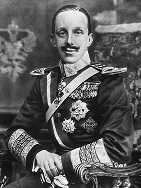 Alfonso XIII de Espana